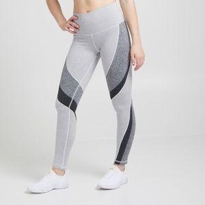 NWOT DYI Heather Gray Mix Tight/Leggings